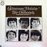 Christmas Holiday With The Osmonds (Front)