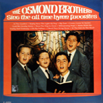 The Osmond Brothers Sing The All Time Hymn Favorites - Front